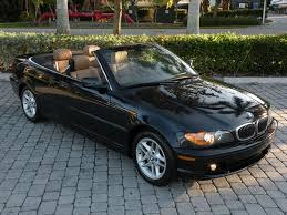 2004 bmw 325ci convertible for sale 2004 bmw 325ci convertible ft myers florida for sale in fort myers