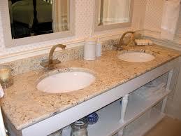 granite bathroom countertop dramatic change with bathroom