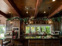 kitchen rustic kitchen hanging lighting over the kitchen island