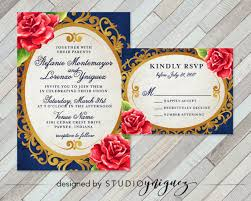 beauty and the beast wedding invitations beauty and the beast fairy tale printable wedding invitation