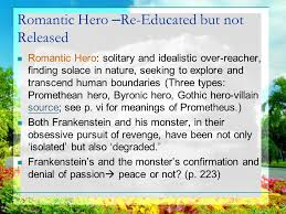 Seeking Frankenstein Frankenstein 5 Conclusion Outline The Novel S Structure And