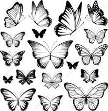 butterfly is a girly girly and can be made in many shapes