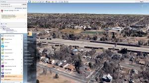 how to use google earth street view to research properties