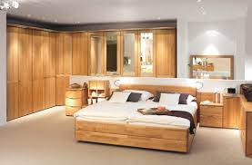 Decoration Cupboard Bedroom Cozy Picture Of Bedroom Decoration Using White Wood
