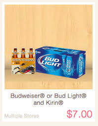 especiales de home depot en black friday fry u0027s bud light 30 pk 17 67 free 12 pk kirin ichiban beer