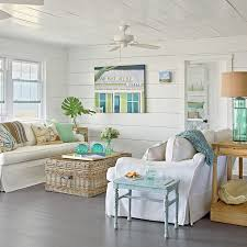 beach living rooms ideas beach cottage decorating ideas pictures cozy living room with