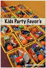 Favors For Boys by Best 25 Kid Favors Ideas On Birthday