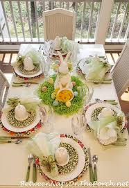 Easter 2016 Table Decorations by 162 Best Set The Easter Spring Table Images On Pinterest Easter
