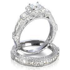 vintage wedding ring sets vintage wedding ring set wedding corners