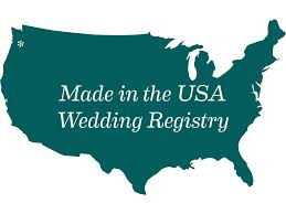 how to make a wedding registry how to make a made in the usa wedding registry host to guest