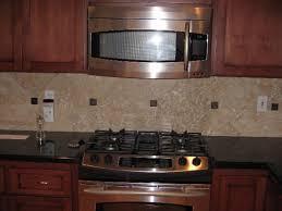 Tumbled Slate Backsplash by Kitchen Backsplashes Slate Backsplash Lowes Kitchen Tiles Design