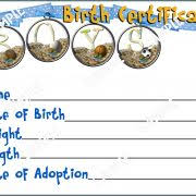birth certificate free download create fill and print template masir