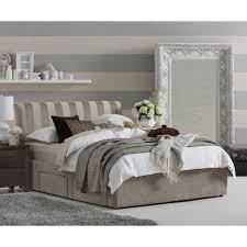Domayne Bed Frames Bedroom Beds Bed Frames Polo Bedframe With 2 Drawer