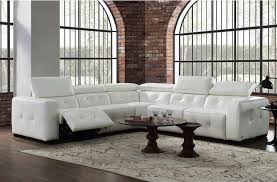 Sectional Sofa White White Fabric Sectional Sofa How To Keep A Off White Sectional