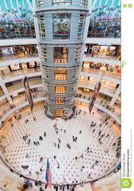 Suria Klcc Floor Plan by Interior Of Suria Klcc Shopping Mall Malaysia Wide Lens View