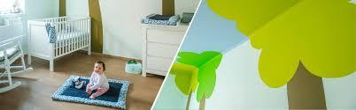 chambre foret une chambre de bébé comme dans la forêt