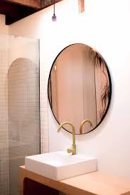 Gold Bathroom Mirror by Shop U2014 Joska U0026 Sons