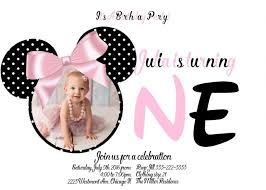design cheap minnie mouse 1st birthday party ideas with