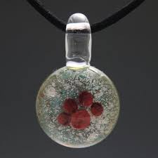 pet ash jewelry cremation glass jewelry and muchael