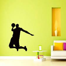 Cheap Wall Murals by Online Get Cheap Basketball Wall Murals Aliexpress Com Alibaba