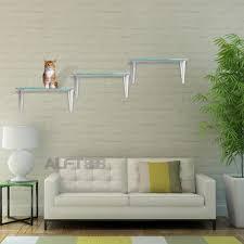 cat cloud wall shelf
