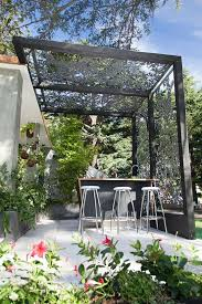 Cheap Pergola Ideas by Best 25 Outdoor Shade Ideas On Pinterest Backyard Shade Patio