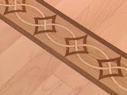 Hardwood Floor Borders Ideas Wood Flooring Hgtv Snap Together Tile Flooring