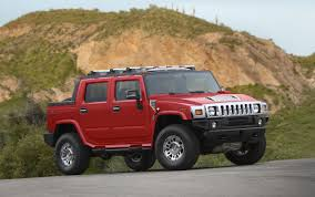 home vehicles 2008 hummer h2 victory red limited edition