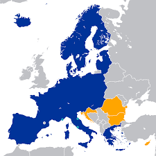 Where Is Morocco On A World Map by Schengen Area Wikipedia