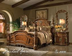 Michael Amini Bedroom Michael Amini Bed And Aico Bedroom Furniture