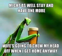 Praying Memes - alcoholic praying mantis memes lol