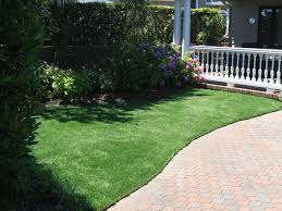 Fake Grass For Backyard by Artificial Turf Installation Bakersfield California Drainage