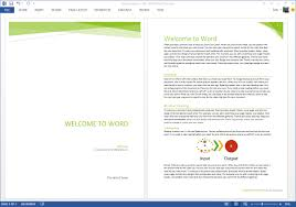 Word Templates Cover Letter Starting Off Right Templates And Built In Content In The New Word