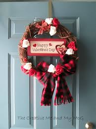 Valentine Decorating Ideas Valentine Days Cheap Front Door Decorations For Happy Valentine