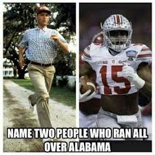 Funny Ohio State Memes - 10 funniest alabama football memes of all time