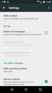 android sms app how can i change the default sms app android forums at