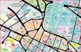 Harvard Map Accomodation