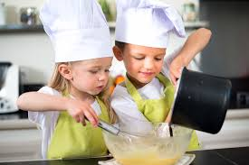 boost your child u0027s confidence and health benefits when they cook