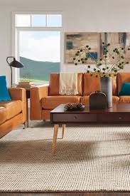 Pictures Of Living Rooms With Leather Chairs Best Types Of Leather In Furniture Overstock Com