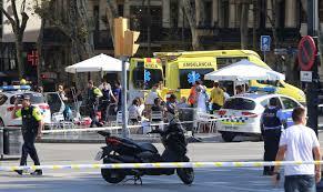 the latest spain u0027s royals premier condemn barcelona attack