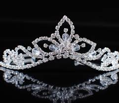 wedding crowns aliexpress buy pretty handmade tiara wedding bridal crown