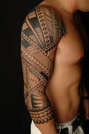tribal armband tattoo good luck or bad luck 65 mysterious traditional tribal tattoos for men and women 2017