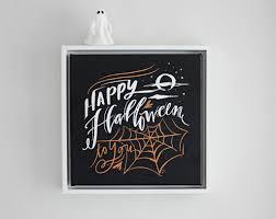 happy halloween canvas u2013 lindsay letters