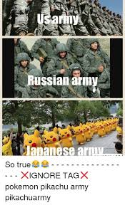 Russian Army Meme - usanm mama russian army apanese arm so true