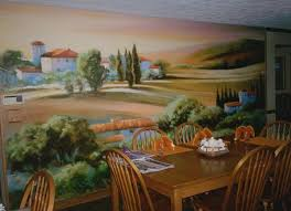 wall mural installation in traditional dining rooms u2013 interior