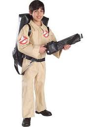 rubies official ghostbusters jumpsuit inflatable proton wand fancy