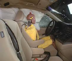 Curtain Airbag 2010 Honda Odyssey