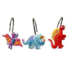 shower curtain rings walmart dinosaur friends shower curtain hooks walmart com