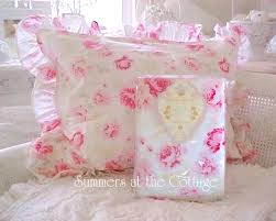 Simply Shabby Chic Blanket by Summer Bedding Pillows Cottage Living Romantic Home Chic Designer