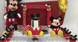 mickey mouse party how to plan the mickey mouse birthday party la joly vie
